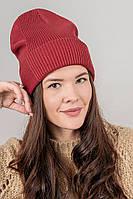 CASKONA Шапка в спортивном стиле Rubby - красный цвет, ONE SIZE
