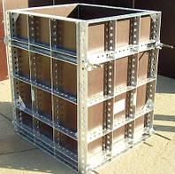 Мелкощитовая опалубка MIDI BOX Польша, горячий цинк, 40 кН