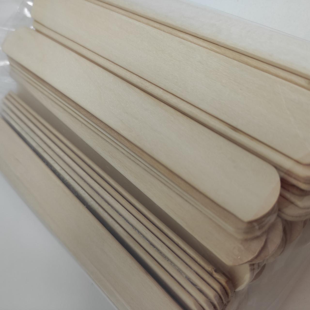 Шпателя деревянные, 100 шт