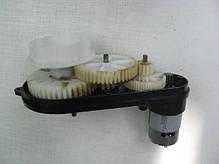 Редуктор с мотором для детского электромобиля 12 Вольт, 10000 об/мин, фото 3