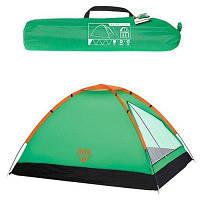 Палатка Monodome 2хместн., 205х145х100 см, PE 170T PA300 мм, пол PE 100 г-м2 SKL11-249810