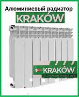 Алюминиевый радиатор Krakow Польша 500/100.Оригинал, фото 1