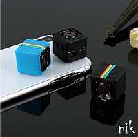 Мини камера sq11. Камера с датчиком движения