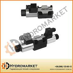 Электромагнитные клапана с электроуправлением NG 6 COIL Hidroan