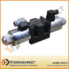 Электромагнитные клапана с электроуправлением NG 10 Hidroan