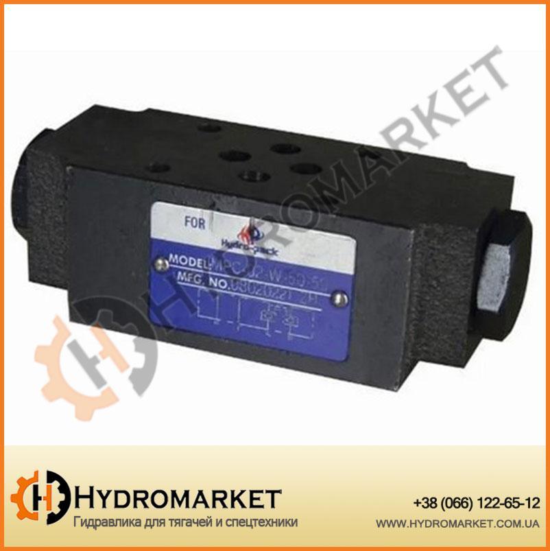 Модульный клапан Hydro-pack MPC-02W-50-50W