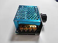 Димер 220 V в корпусе / Регулятор напряжения силы тока 4000В
