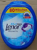 Lenor Color Waschmittel pods капсулы для стирки 80 штук