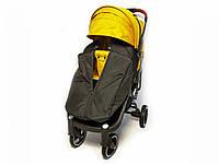 Прогулочная коляска Yoya Plus PRO Premium 2020 Желтая