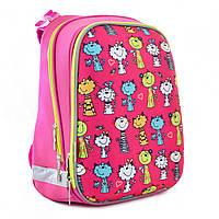 Ортопедический школьный рюкзак (ранец) для девочки, 1-5 класс, объем 16 л