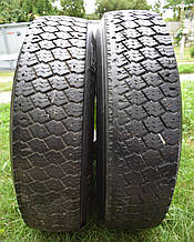 Грузовые шины б/у 9.5 R17.5 Michelin X TR2, пара