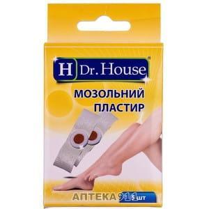 Мозольный пластырь Dr.House 1шт