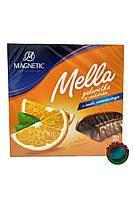 Конфеты Magnetic Mella апельсин, 190 г