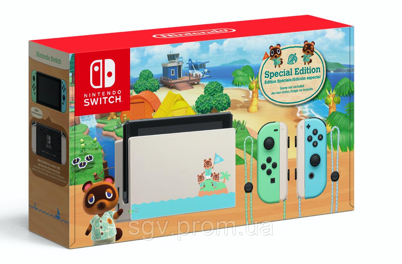 Nintendo Switch Animal Crossing: New Horizons Edition (Upgraded version) 2020