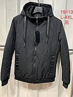 Мужская куртка демисезон 19113 Китай оптом