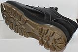 Туфли осенние на байке мужские кожаные от производителя модель ДР1116, фото 4