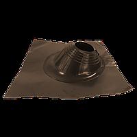 Покрівельний прохід Майстер Flash кутовий коричневий (160-280 мм)