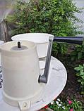 Сепаратор-маслобойка  РЗ-ОПС  с ручным приводом, фото 3