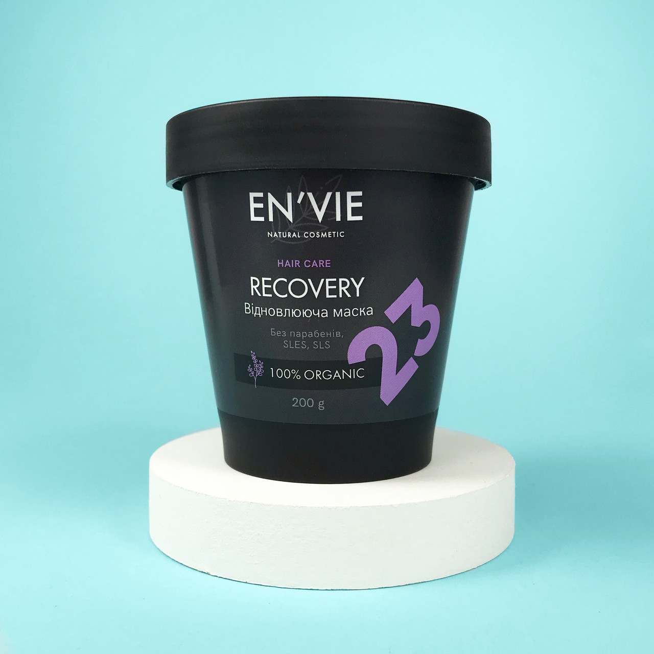Маска для волос восстанавливающая EN`VIE 200 мл.