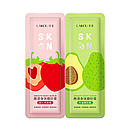 Скраб для лица и тела Laikou Skin (авокадо и клубника) 3g х 3g, фото 2