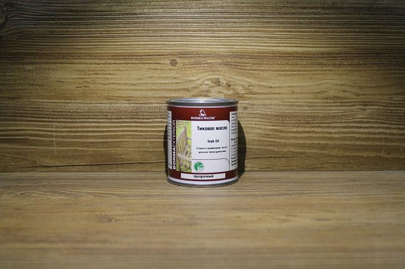 Тиковое масло для деревянных поверхностей, Teak Oil