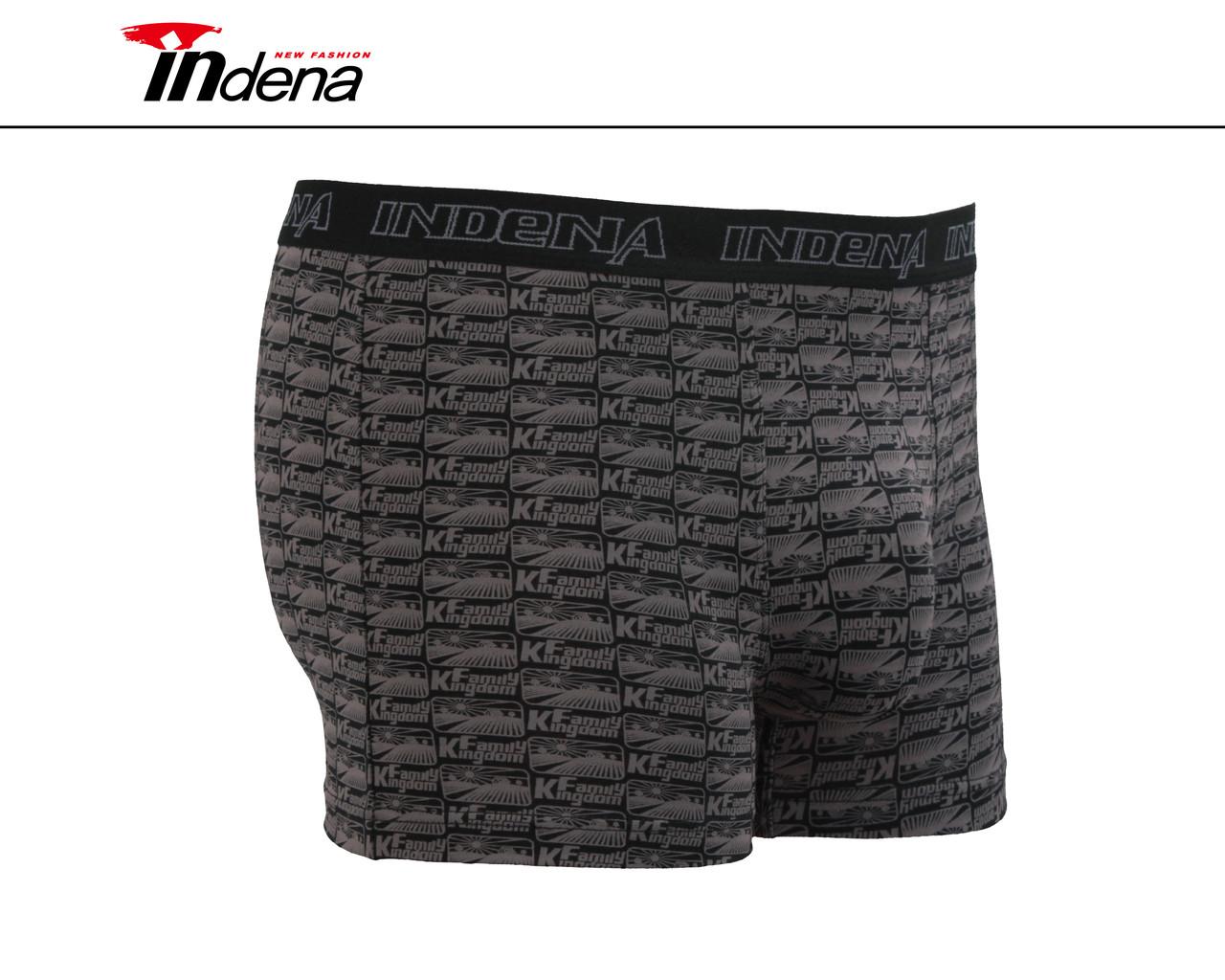 Мужские стрейчевые боксеры «INDENA»  АРТ.95118
