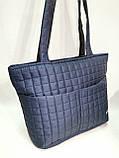 Женские сумка стеганная VLTN качество Ручные сумки стильный только ОПТ, фото 3