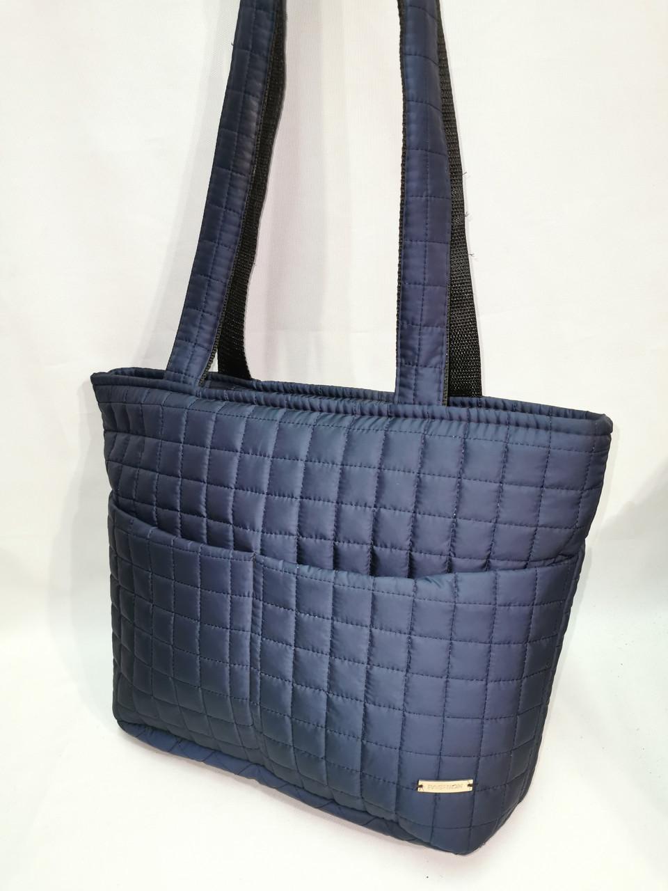 Женские сумка стеганная VLTN качество Ручные сумки стильный только ОПТ