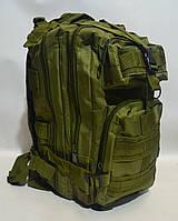 Тактический рюкзак окраса хаки, фото 1