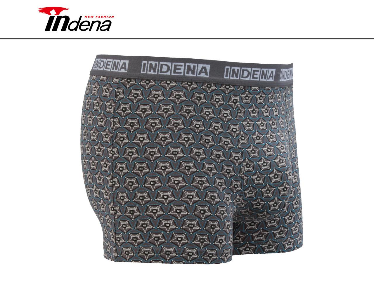 Мужские стрейчевые боксеры «INDENA»  АРТ.95115