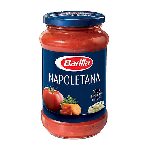 Соус Barilla Napoletana 400г, фото 2