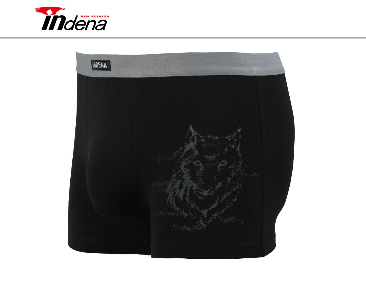Мужские стрейчевые боксеры «INDENA»  АРТ.95085