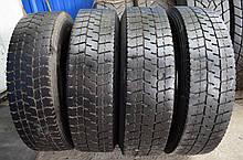 Грузовые шины б/у 215/75 R17.5 Sunfull HF628, комплект