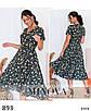 Платье на запах софт 46-48,50-52,54-56,58-60,62-64, фото 8