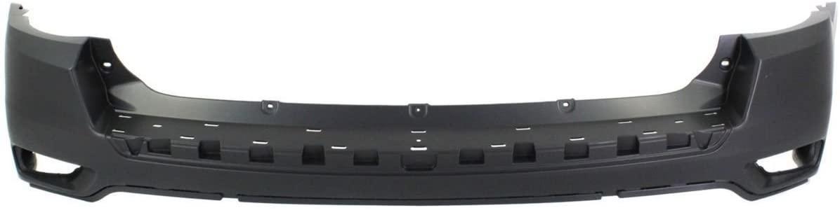 Бампер задний Jeep Compass 11-16 (TEMPEST). 68109898AB