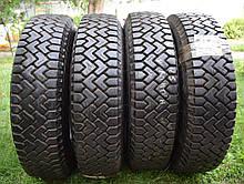 Грузовые шины б/у 8.5 R17.5 Continental LDR, ТЯГА, комплект