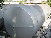 Емкость металлическая 50 m³ (резервуар РГС, цистерна, бочка) Есть недорогая доставка!