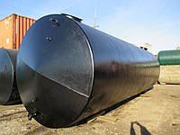 Емкость металлическая 75 m³ (резервуар РГС, цистерна, бочка) Есть недорогая доставка!