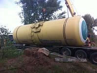 ЖД цистерна Емкость металлическая 75 m³ (резервуар РГС, цистерна, бочка) Есть недорогая доставка!