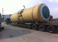ЖД цистерна 75 m³ (резервуар РГС, цистерна, бочка, емкость металлическая) Есть недорогая доставка!