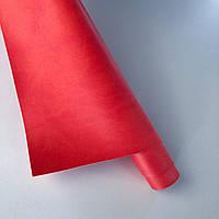 Шкірзамінник палітурний - матовий - пурпуровий  VH238 - виробник Італія - 25х35 см