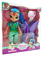 Кукла Shimmer & Shine с пегасом (2 вида)