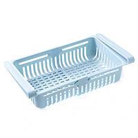 Пластиковый контейнер для хранения продуктов в холодильнике Storage Rack, цвета в ассортименте