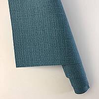 Шкірзамінник палітурний - синій з фактурою VH242 - виробник Італія - 25х35 см