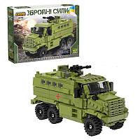 Конструктор LimoToy Военная техника 502 детали (KB 002)