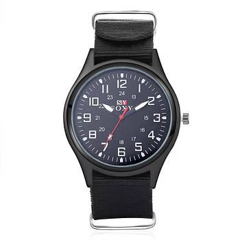 Часы мужские наручные SOXY армейские черные
