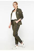 ✔️ Женский классический костюм Сова спорт шик 48-58 размеры разные расцветки
