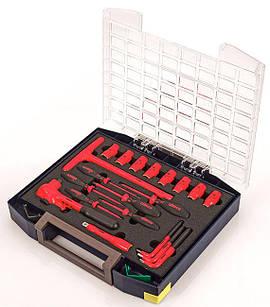 Набір 1000В інструменту в кейсі Raaco 20 предметів CIMCO
