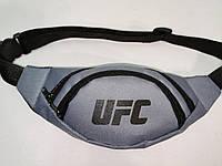 (12*33)Детская сумка на пояс UFC спортивные барсетки сумка женский и мужские пояс Бананка опт