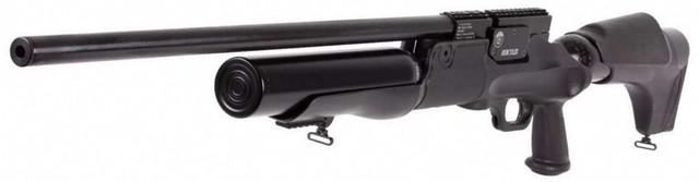 мощная PCP винтовка hatsan hercules